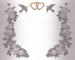 wedding invitation background wedding invitation background doves stock photo irisangel 2177194