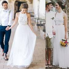 simple wedding dresses discount 2017 cheap simple wedding dresses a line western bridal