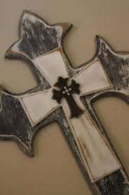 Decorative Wooden Crosses For Wall 428 Best Crosses Images On Pinterest Crosses Decor Cross Walls
