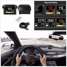 car vehicle obd obd2 smart digital trip computer fault code multi