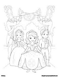 printable sofia coloring pages 16771 bestofcoloring