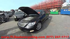 lexus gs 460 engine parting out 2007 lexus ls 460 stock 6126br tls auto recycling