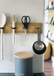 Designer Kitchen Gadgets Best 25 Diy Utensil Racks Ideas On Pinterest Utensil Holders
