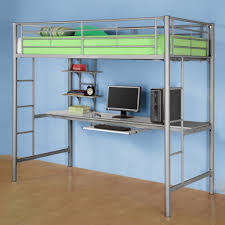 loft bed with metal loft bed with desk home painting ideas
