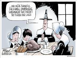 happy thanksgiving humor let s get political