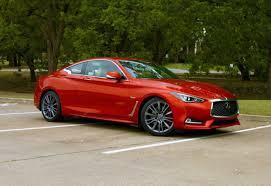 infiniti car coupe infiniti q60 red sport 400 test drive