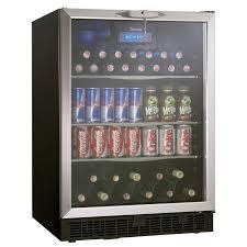 beverage cooler with glass door built in undercounter beverage centers beveragefactory com
