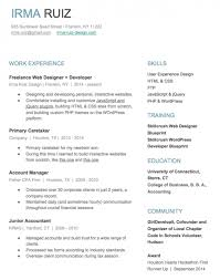 How To List Job Experience On A Resume by 12 Essential Resume Tips Every Creative Needs To Know