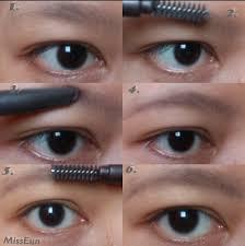Sisir Alis your corner tutorial simple makeup for
