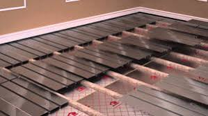 underfloor heating installation prowarm