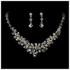 swarovski crystals necklace designs images 50 best my wedding gown necklace images jewerly jpg
