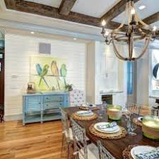 Nautical Dining Room White Coastal Dining Room Photos Hgtv