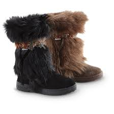 bearpaw s boots sale s paw kola ii goat fur boots 207232 casual shoes at