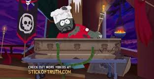 chef mr hankey return in south park the stick of