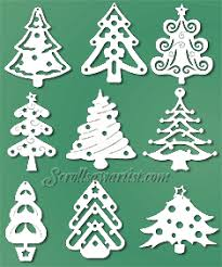 scroll saw patterns holidays natal holidays