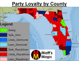 Map Of Alabama And Florida by Florida U0027s Panhandle Does Race Or Party Sink It For Obama In The
