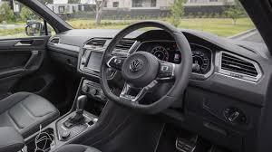 volkswagen tiguan r line volkswagen tiguan 162tsi r line 2017 interior and exterior youtube