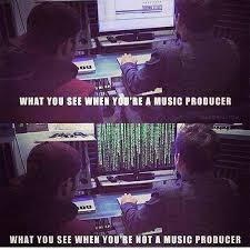 Music Producer Meme - 23 funny hip hop music producer memes part 2 pics vids