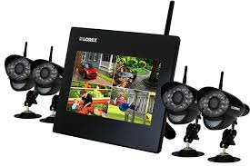 wireless home security system lorex