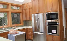 Modernizing Oak Kitchen Cabinets by Updating Oak Kitchen Cabinets Kitchen Decoration