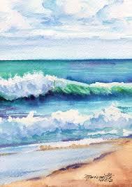 best 25 watercolor ocean ideas on pinterest watercolor