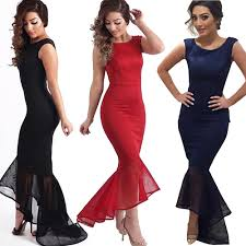 xmas women formal bodycon dress evening cocktail party lace