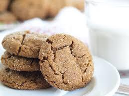 healthy ginger cookies happy healthy mama