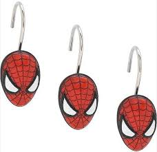 Red Shower Curtain Hooks Spiderman Shower Curtains Shower Curtains Outlet