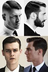 list of boys hairstyles 9 classic men s hairstyles that will never go out of fashion