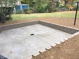 Photos Of Concrete Patios by Concrete Contractor U0026 Concrete Construction Difranco Contractors