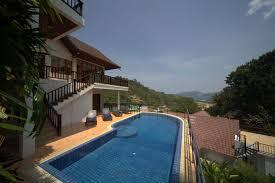 phuket villa u2013 5 bedroom patong hill phuket villa rentals