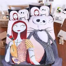 the nightmare before bedding set catchy trend