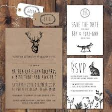 forest wedding invitations best 25 woodland wedding invitations ideas on wedding