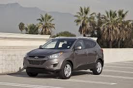 hyundai tucson issues 2010 2014 hyundai tucson axle problem cars com