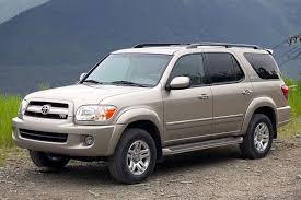 2005 toyota sequoia overview cars com