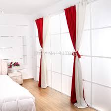 red and white bedroom curtains best of red and white curtains and sheer bedroom curtains