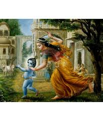 home decor baby krishna digitaly printed canvas painting buy home
