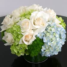 hydrangea white roses and hydrangea in seattle wa avant garden florist