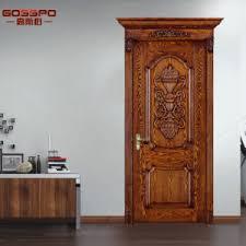 porte chambre bois entrée d appartement porte chambre intérieur soild porte en bois
