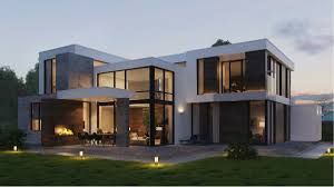 cheerful exterior home design with simply clean the exterior and