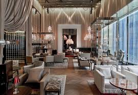 The Powder Room Salon Guest Suites The Baccarat Suite Baccarat Hotel