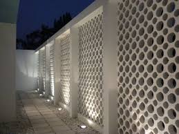 Decorative Concrete Wall Blocks Best 25 Concrete Blocks Ideas
