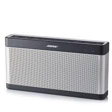 bose soundlink iii bluetooth speaker page 1 qvc uk