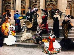 Mexican Halloween Costumes 287 Los Muertos Images