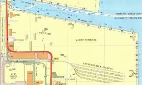 Newark Map Locations U0026 Directions Maher Terminals Llc