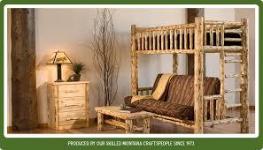 Rustic Log Bedroom Furniture Perfect Pine Log Bedroom Furniture Rustic Log Furniture From