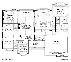best open floor plans surprising inspiration 3 open floor plan with study 17 best ideas