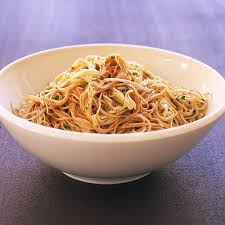 thanksgiving noodles recipe chinese noodles with sesame dressing