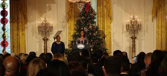 get a sneak peak of the white house s 2016 decorations