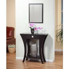 Slim Entry Table Small Entryway Console Table Inspiration Console Table Design